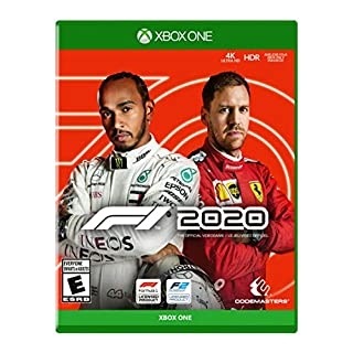 F1 2020 Standard Edition - Xbox One Standard Edition