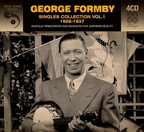 George Formby - Singles Collection Vol. 1 1926 - 1937 - REMASTERED - 4CD - FLAC - 2016 - NBFLAC Download