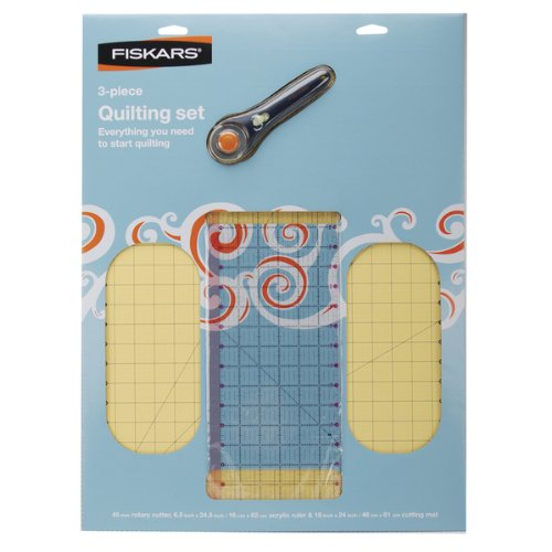 Rotary Cutting Set- 1 pcs sku# 643910MA by Fiskars