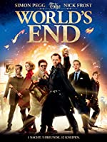 Filmcover The World's End