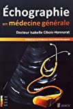 Echographie en médecine générale