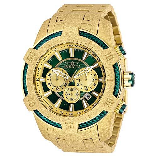Invicta Pro Diver Chronograph Green Dial Men's Watch 26611
