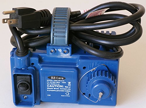 EZ Care NC7122-Blue It can Replace NC1013. Heavy Duty Power Supply for Smartpool NC22, NC31. Quality and Affordable Pool Robot Accessory