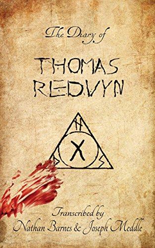 The Diary of Thomas Redvyn (Samhain Demon Halloween)