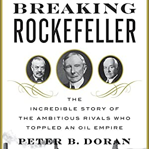 Breaking Rockefeller Audiobook