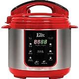 Best Elite Digital Pressure Cookers - ELITE BISTRO 4 QT ELECTRIC DIGITAL PRESSURE COOKER Review