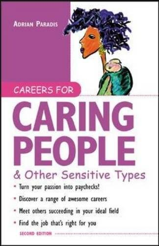 Careers for Caring People & Other Sensitive Types pdf epub