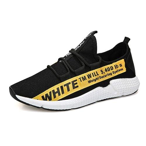 LFEU - Zapatillas de Deporte de Lona Hombre: Amazon.es: Zapatos y complementos