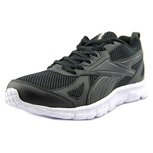 84358b8bf22a4e Galleon - Reebok Men s Run Supreme SPT Lthr Running Shoe