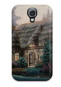 Awesome Case Cover/galaxy S4 Defender Case Cover(building)