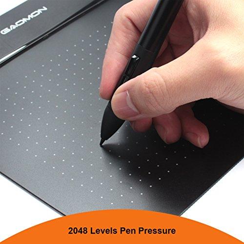 GAOMON ArtPaint AP20 Wireless Digital Art Stylus Environmentally-friendly Rechargeable Pen for GAOMON S56K & M106K Tablet by GAOMON (Image #4)