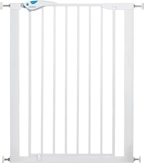 Lindam Easy Fit Plus Deluxe - Barrera de seguridad alta: Amazon.es: Bebé