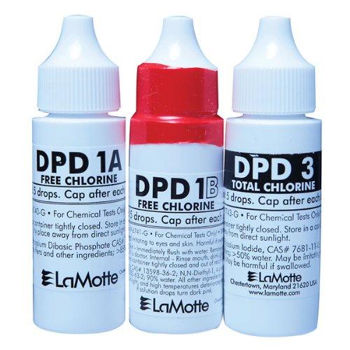 LaMotte Chlorine test kit (Tests/kit: 100)