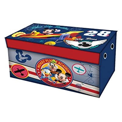 Disney Mickey Mouse Clubhouse Collapsible Soft Toy Chest
