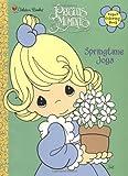Springtime Joys, Golden Books Staff, 0307034232