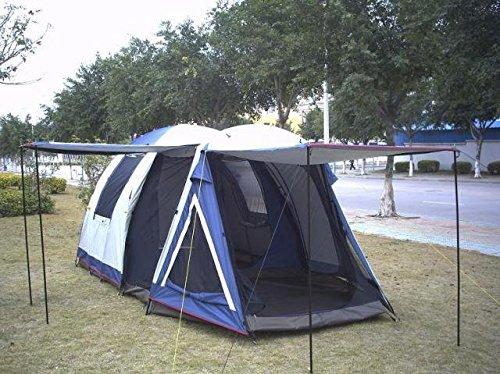 MCCIm freien verdoppeln Menschen automatische camping outdoor Zelt Doppel geräumige Doppelzimmer camping Familienzelt