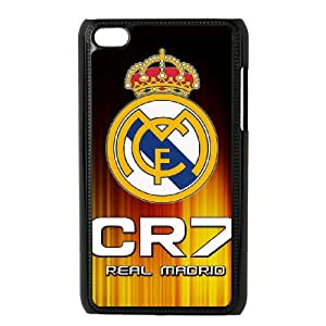 Personalized Creative Desktop Real Madrid CF For Ipod Touch 4 LOSW995403