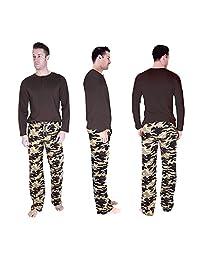 Cherokee Mens Men's 2 Piece Pajama Set Pajama Set
