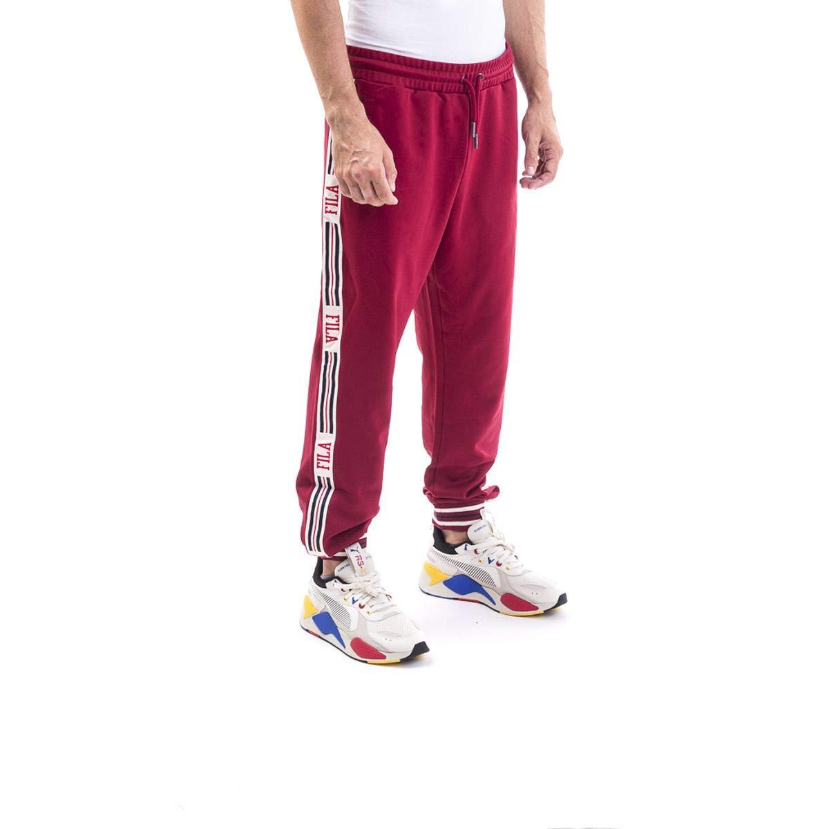 Fila Luxury Fashion 687301J93 - Chándal para hombre, color burdeos ...