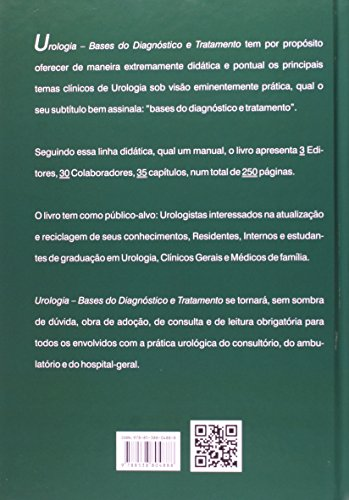 Urologia. Bases do Diagnóstico e Tratamento