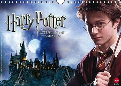 Harry Potter und der Gefangene von Askaban (Wandkalender immerwährend DIN A4 quer) by (Calendar)