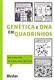 capa de Genética e DNA em Quadrinhos