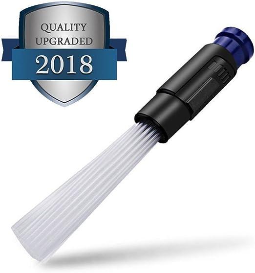 Love77 Vacuumax, Vacuum Brush Aspirador Universal para Rejilla de Ventilación/Teclados/Cajones/Coche/Artesanía/Joyería/Plantas: Amazon.es: Hogar