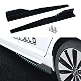 DTOUCH RACING Side Skirts Fits Universal Vehicles
