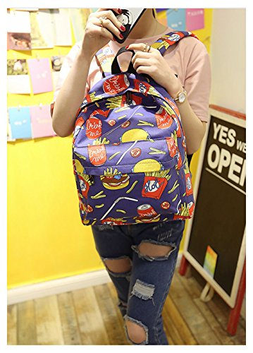 Bag A2hbbb001mw03 Ishowstore For beige Dark Blue Women Backpack Beige PT5p5Yw7q