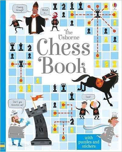 Book The Usborne Chess Book (Activity Books)