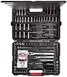 CRAFTSMAN Mechanics Tool Kit, 1/4-Inch Drive, 193