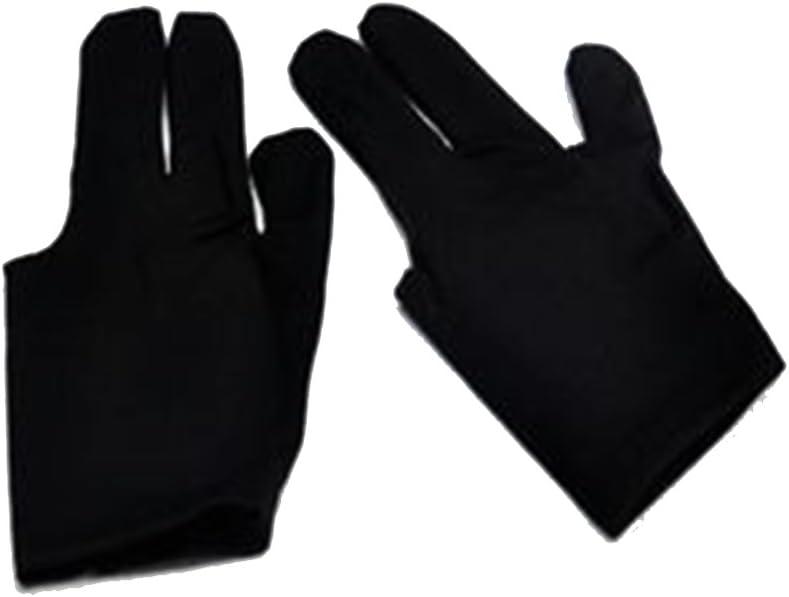 soccik billar Guante ambidiestro 3 dedos guantes de billar snooker ...