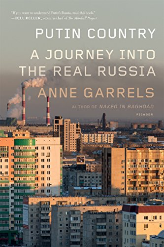Book : Putin Country: A Journey into the Real Russia  (8110)