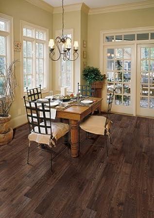 Oak Tobacco Distressed Prefinished Solid Wood Floors Oak Flooring