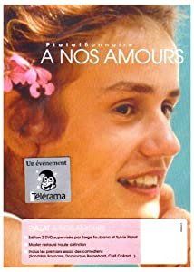 "Afficher ""A nos amours"""