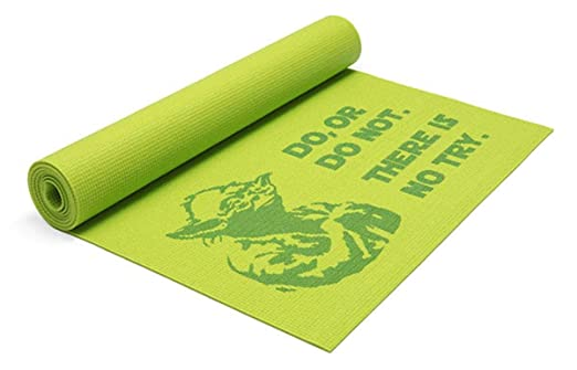 Star Wars Yoda Yoga Mat: Amazon.es: Hogar
