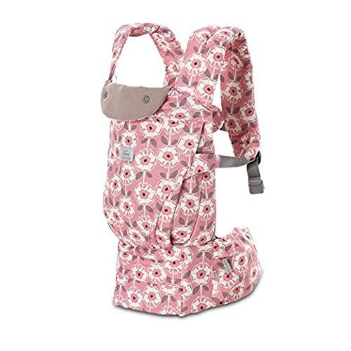SINNAYEO - Terra Natural Organic Soft Baby Carrier (Glory Pink) by SINNAYEO