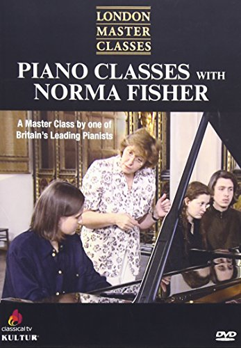 London Master Classes: Piano Classes With Norma Fisher
