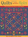 img - for Quilts with a Spin - Print-On-Demand Edition book / textbook / text book
