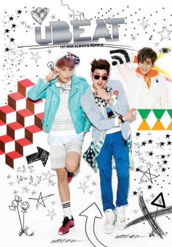 CD : Ubeat - Ubeat (Extended Play)