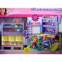 Barbie All Around Home Juego de dormitorio KELLY con 2 lados (2001)