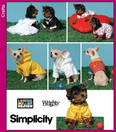 sewing dog clothes - 4