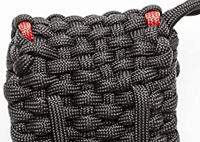 Amazon Com Zippo Pouch Paracord Black One Size Sports Outdoors