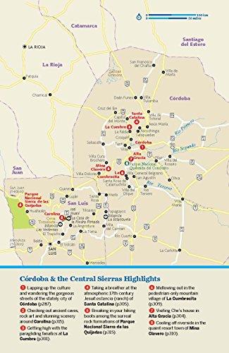 Lonely Planet Argentina (Travel Guide) - 51OSYri5SsL
