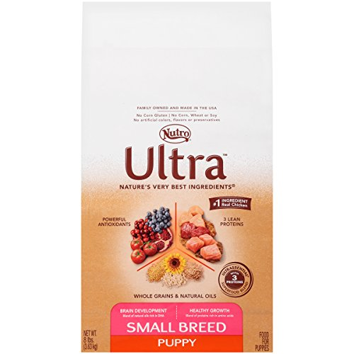 Nutro ULTRA Small Breed Puppy Dry Dog Food, 8 lbs.