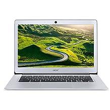 """Acer CB3-431-C4VM 14"""" Chromebook, Intel Celeron N3160, 4GB RAM, 32GB eMMC, Chrome OS, Bilingual"""