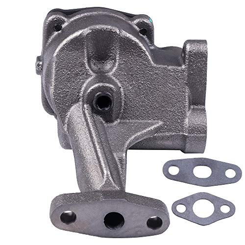 ECCPP Engine Oil Pump Fit for 1980 Ford E-250 Econoline, 1980-1991 Ford E-250 Econoline Club Wagon, 1980-1996 Ford E-350 Econoline Compatible with M84D -
