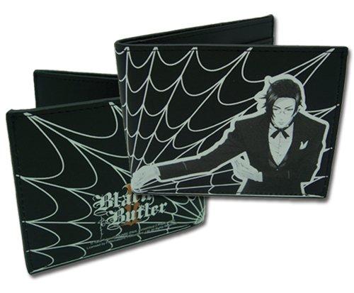 Great Eastern Entertainment Black Butler 2 Claude Bi-Fold Wallet