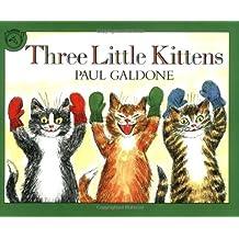 Three Little Kittens Book & CD