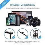 BESTEK Universal Travel Adapter 220V to 110V